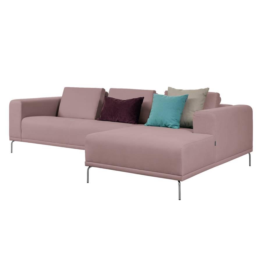 ecksofa banfora iii in flieder by says who exklusiv online kaufen home24. Black Bedroom Furniture Sets. Home Design Ideas
