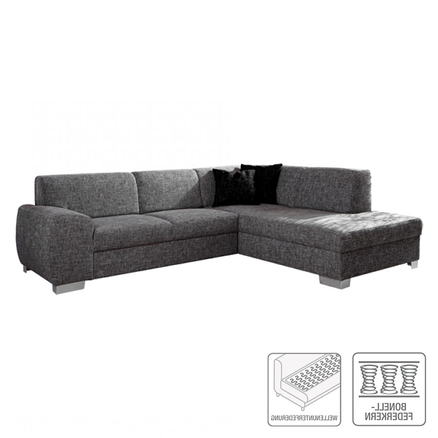 ecksofa von home design bei home24 bestellen home24. Black Bedroom Furniture Sets. Home Design Ideas