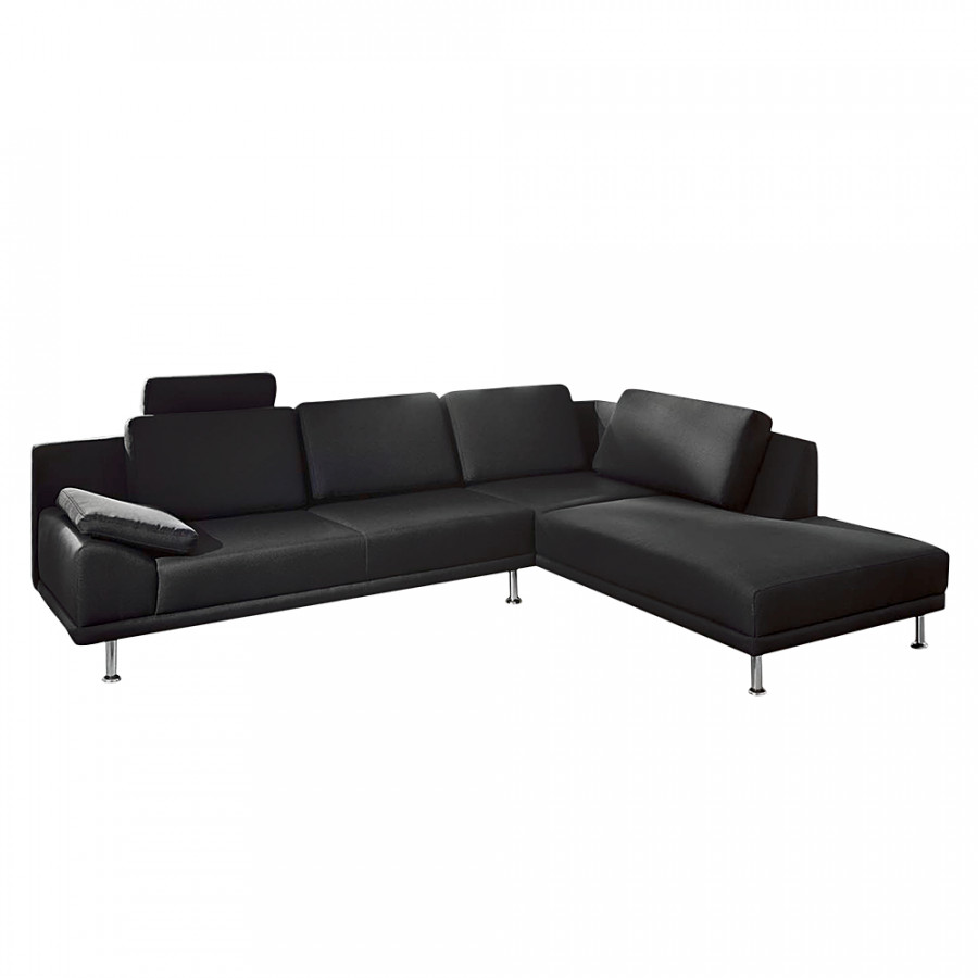 jetzt bei home24 ecksofa mit longchair von fredriks home24. Black Bedroom Furniture Sets. Home Design Ideas