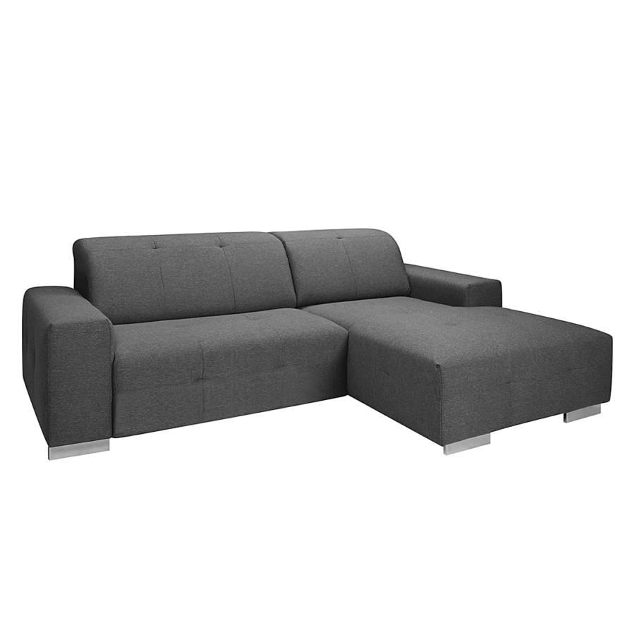 ecksofa mit longchair von cotta bei home24 kaufen home24. Black Bedroom Furniture Sets. Home Design Ideas