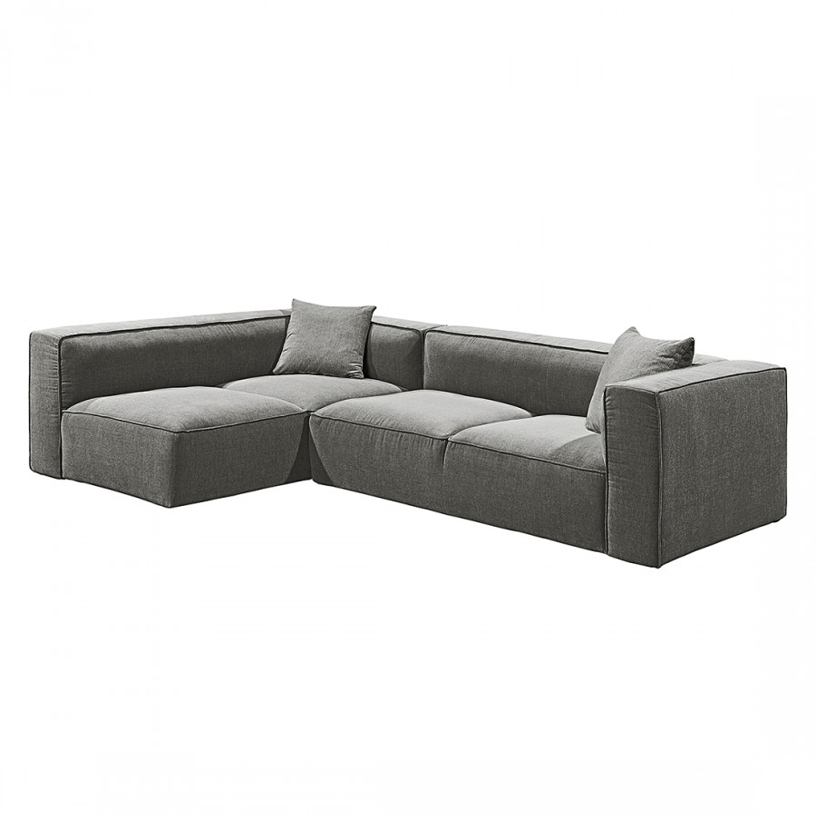 ecksofa mit longchair von claas claasen bei home24 kaufen home24. Black Bedroom Furniture Sets. Home Design Ideas