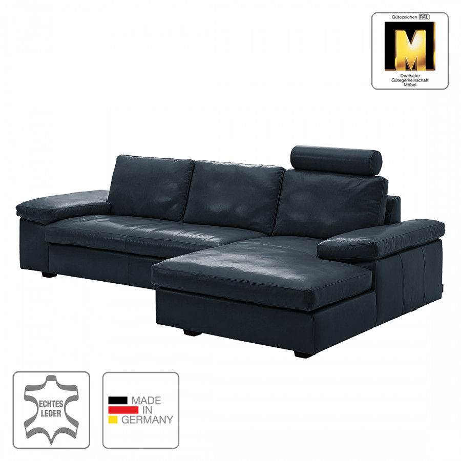 ecksofa mit longchair von machalke polsterwerkst tten bei home24 bestellen home24. Black Bedroom Furniture Sets. Home Design Ideas