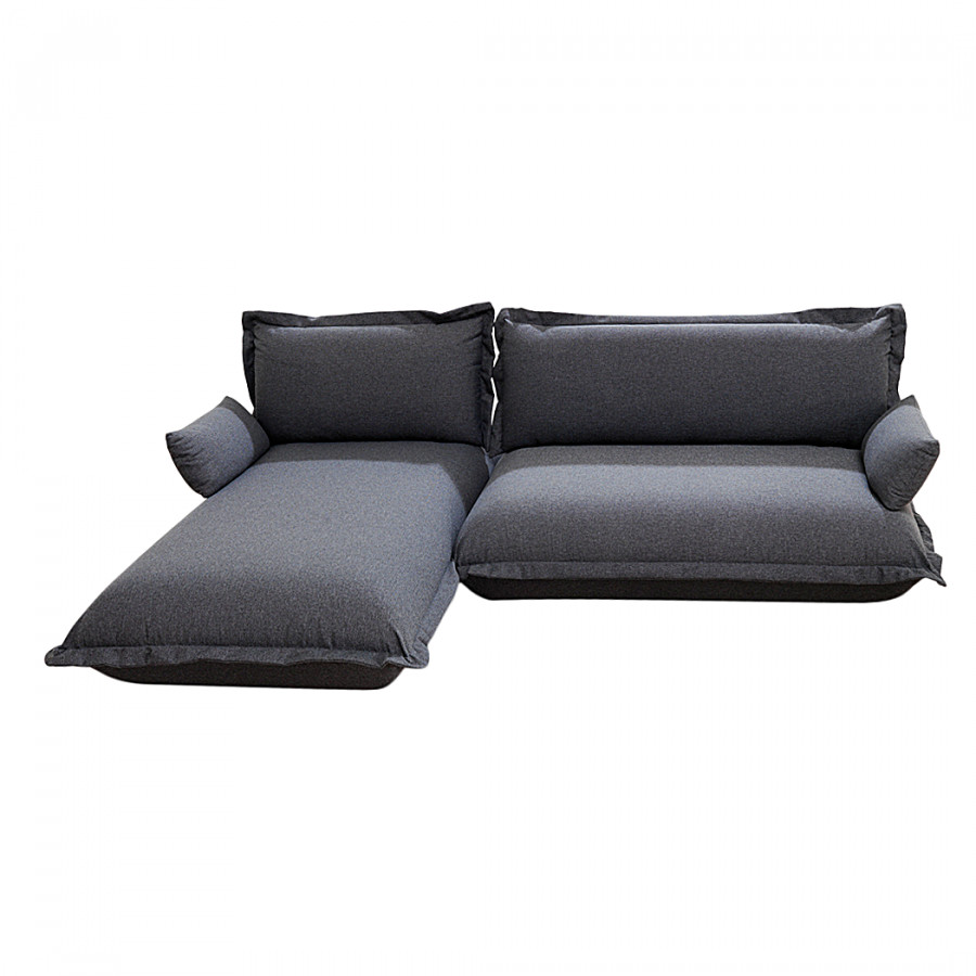 ecksofa mit longchair von tom tailor bei home24 bestellen home24. Black Bedroom Furniture Sets. Home Design Ideas