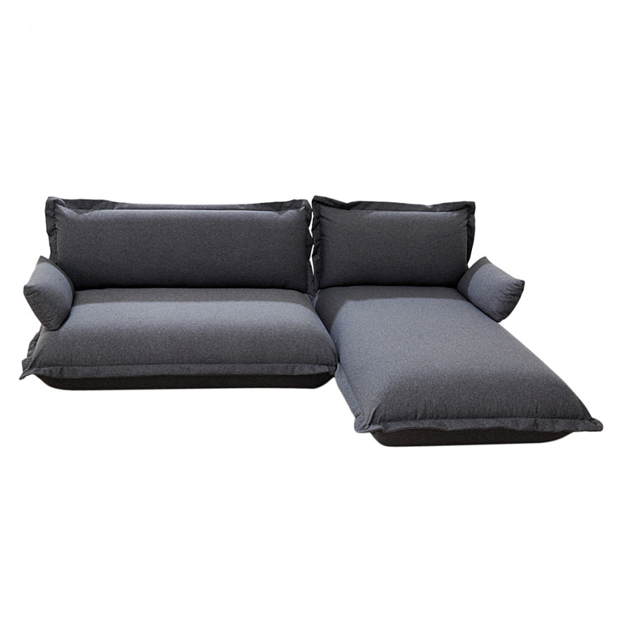 tom tailor ecksofa mit longchair f r ein modernes zuhause home24. Black Bedroom Furniture Sets. Home Design Ideas