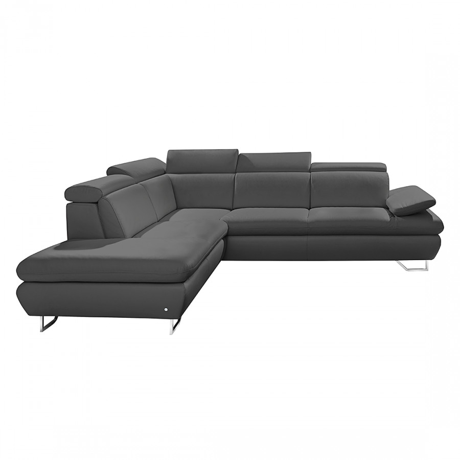 ecksofa mit longchair von collectione minetti bei home24 kaufen home24. Black Bedroom Furniture Sets. Home Design Ideas