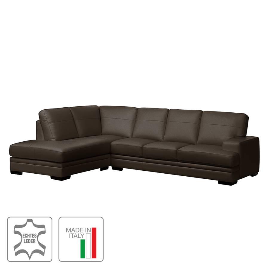 Trend italiano ecksofa mit longchair f r ein modernes for Ecksofa trends