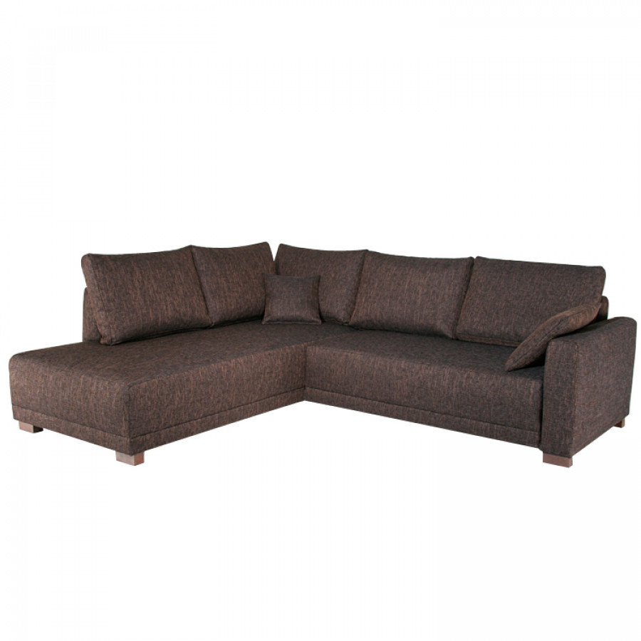 ecksofa freeport mit schlaffunktion strukturstoff. Black Bedroom Furniture Sets. Home Design Ideas