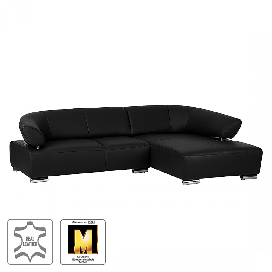 ecksofa mit longchair von ultsch polsterm bel bei home24 kaufen home24. Black Bedroom Furniture Sets. Home Design Ideas