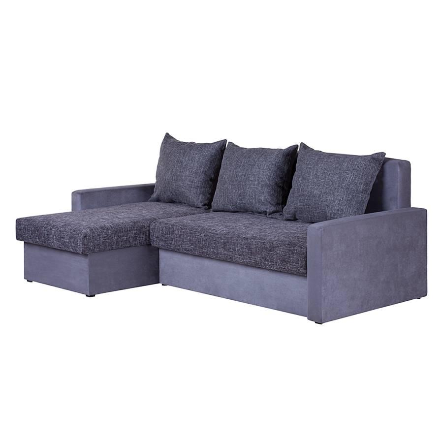 Sofa mit schlaffunktion von mooved bei home24 kaufen home24 for Ecksofa microfaser grau