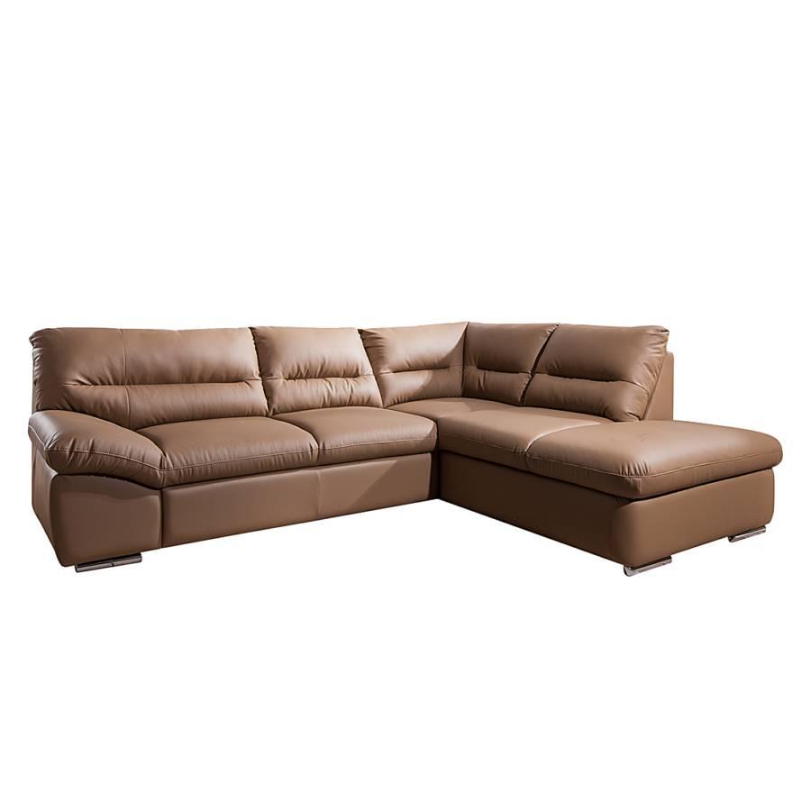 Sofa mit schlaffunktion von cotta bei home24 kaufen home24 for Ecksofa mit ottomane