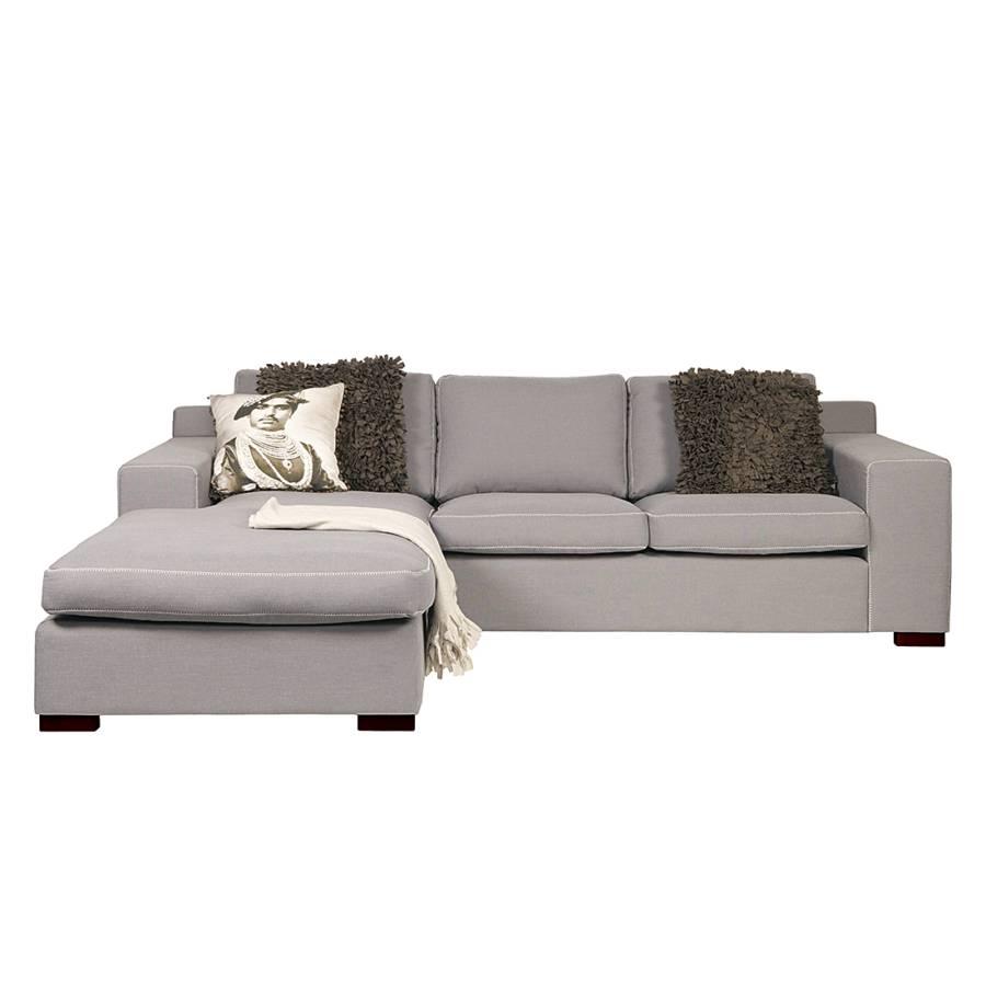 woood ecksofa mit longchair f r ein modernes heim home24. Black Bedroom Furniture Sets. Home Design Ideas