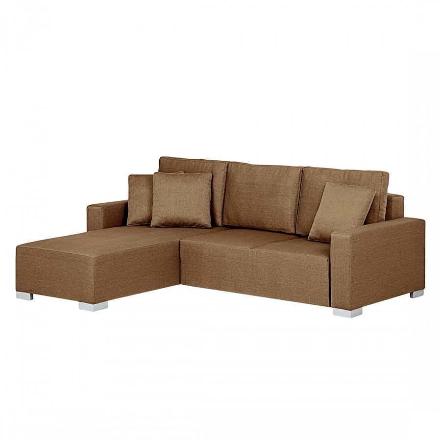 Roomscape sofa mit schlaffunktion f r ein modernes heim for Ecksofa braun mit schlaffunktion