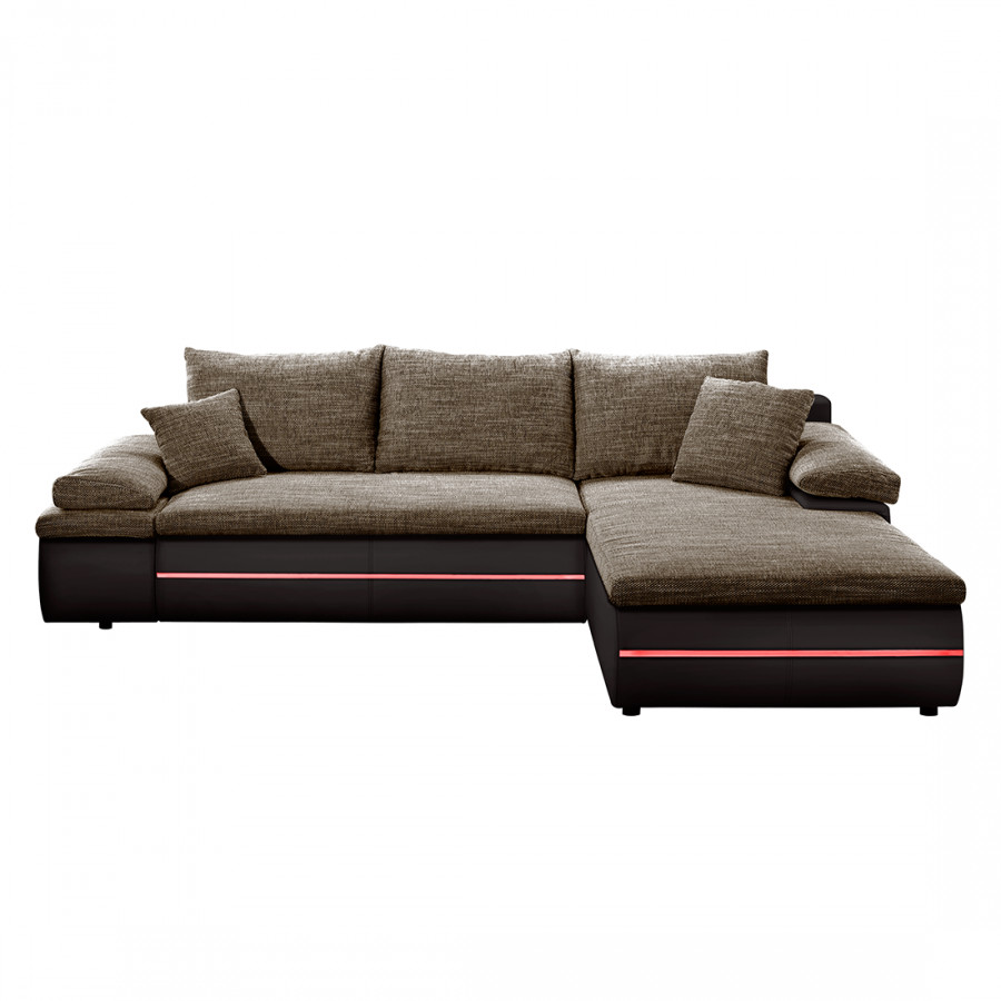 ecksofa mit led ecksofa mit led in sofa kaufen sie zum g. Black Bedroom Furniture Sets. Home Design Ideas