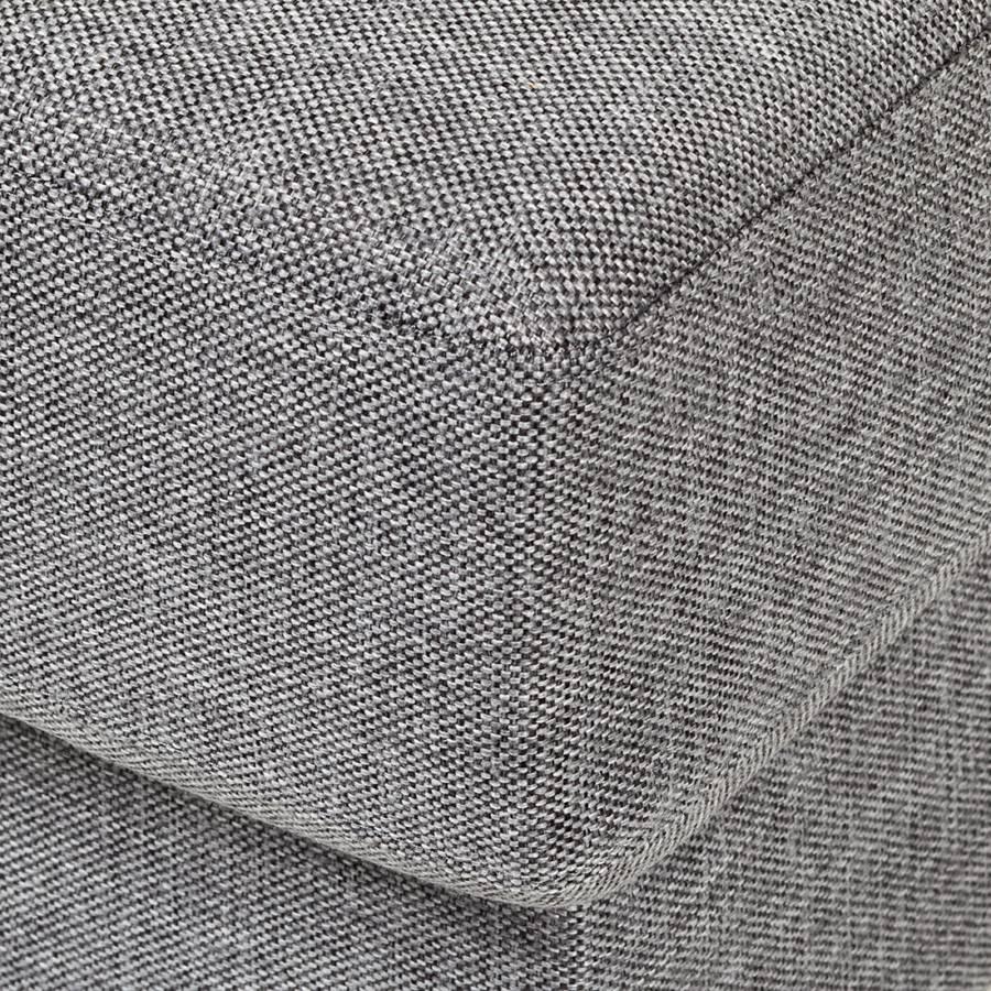 ecksofa masion in anthrazit mit ottomane home24. Black Bedroom Furniture Sets. Home Design Ideas