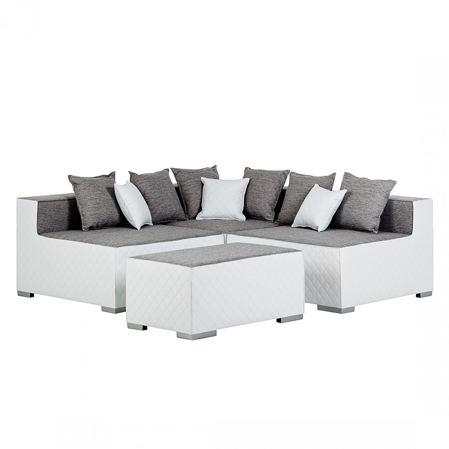 echtledersofa von roomscape bei home24 kaufen home24. Black Bedroom Furniture Sets. Home Design Ideas