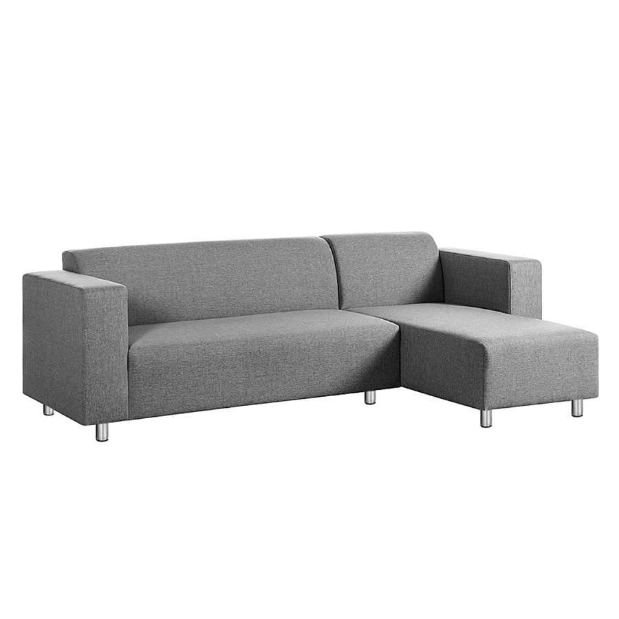 jetzt bei home24 ecksofa mit longchair von roomscape home24. Black Bedroom Furniture Sets. Home Design Ideas