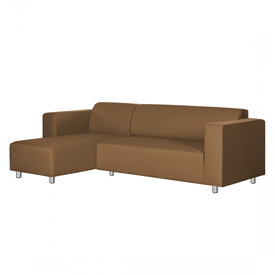 Ecksofa mit longchair von roomscape bei home24 kaufen home24 for Ecksofa oslo