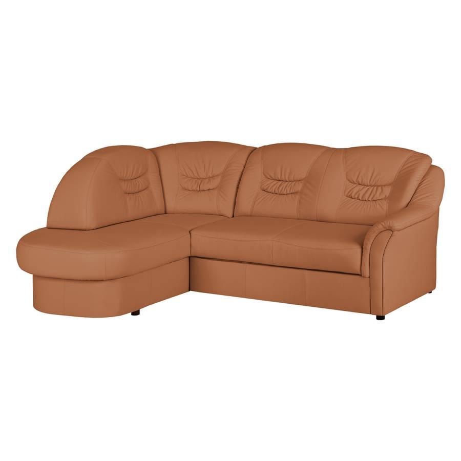 Jetzt bei home24 sofa mit schlaffunktion von nuovoform for Ecksofa echtleder