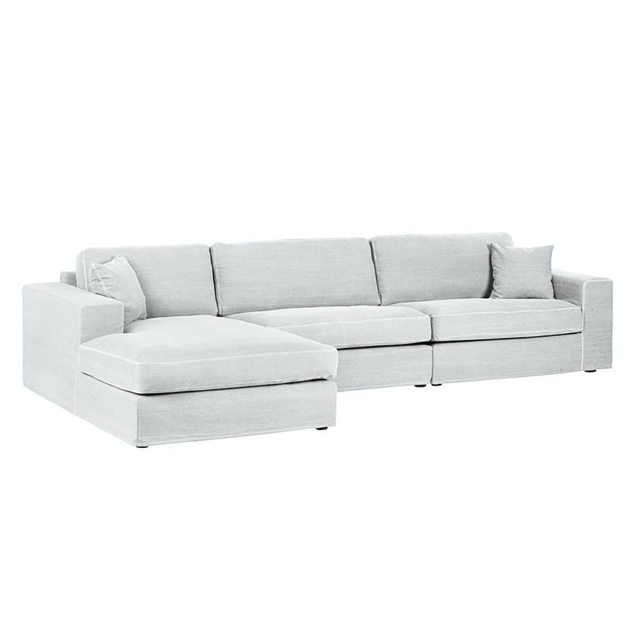 ecksofa mit longchair von maison belfort bei home24 kaufen home24. Black Bedroom Furniture Sets. Home Design Ideas