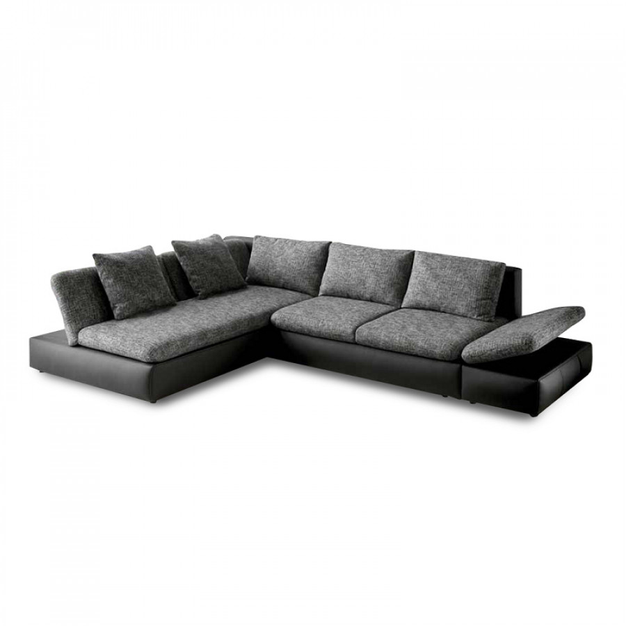 sofa mit schlaffunktion von home design bei home24. Black Bedroom Furniture Sets. Home Design Ideas