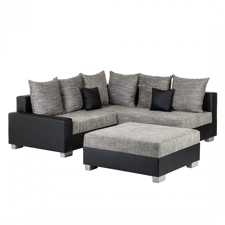 canap d angle venus gris bon prix en ligne. Black Bedroom Furniture Sets. Home Design Ideas