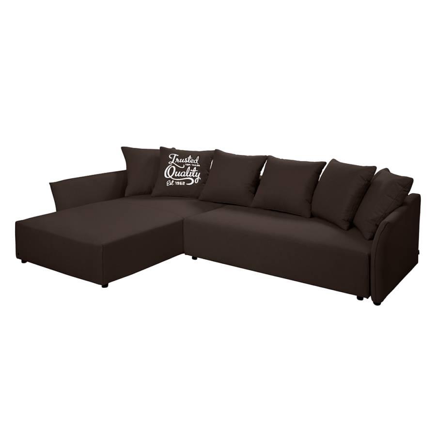 ecksofa wings casual mit schlaffunktion webstoff. Black Bedroom Furniture Sets. Home Design Ideas