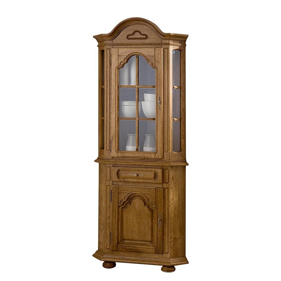 vitrine d 39 angle sylt. Black Bedroom Furniture Sets. Home Design Ideas
