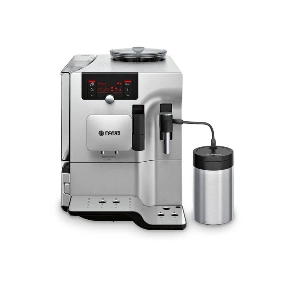 edelstahl kaffeevollautomat veroselection 500 komplett in hochwertigem edelstahl home24. Black Bedroom Furniture Sets. Home Design Ideas