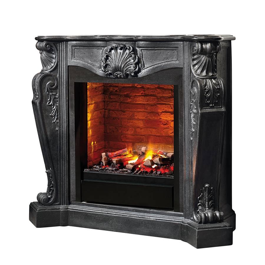 home24 klassischer ruby fires elektrokamin home24. Black Bedroom Furniture Sets. Home Design Ideas