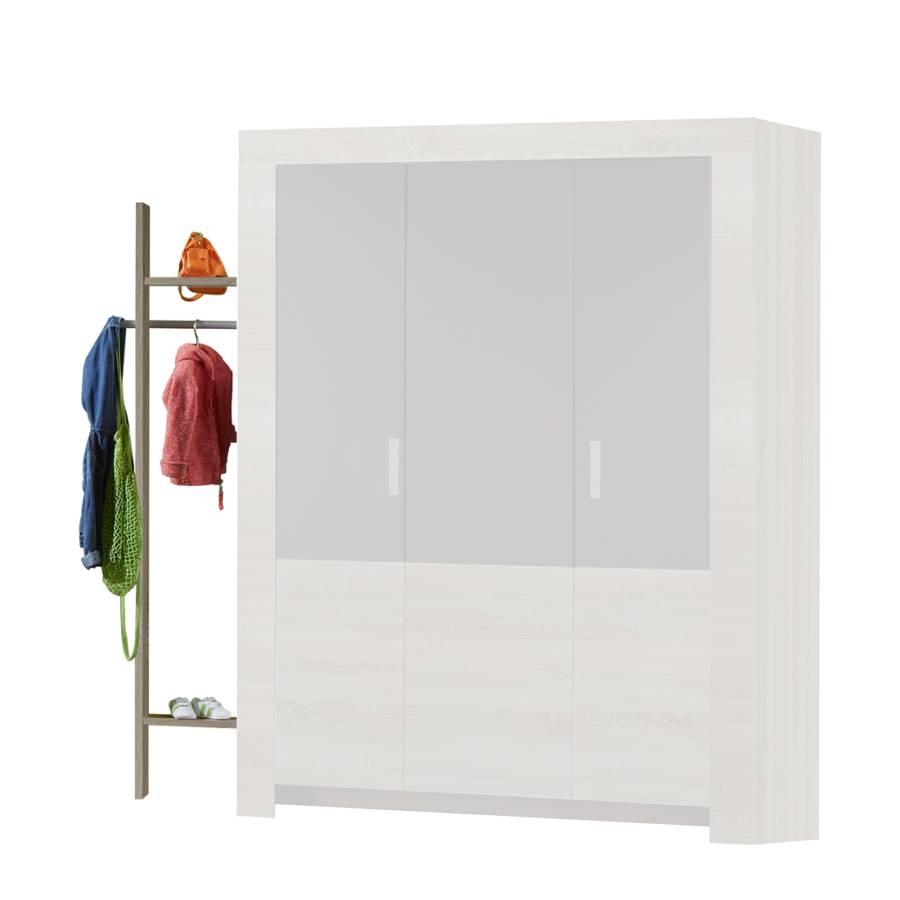 Jetzt bei home24 garderobe von wimex home24 for Garderobe grau holz