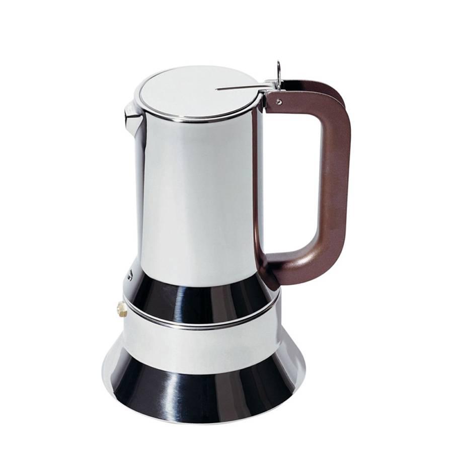 home24 moderner alessi espressokocher home24. Black Bedroom Furniture Sets. Home Design Ideas