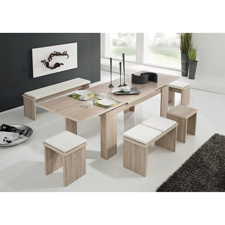 jetzt bei home24 ausziehtisch von mooved home24. Black Bedroom Furniture Sets. Home Design Ideas