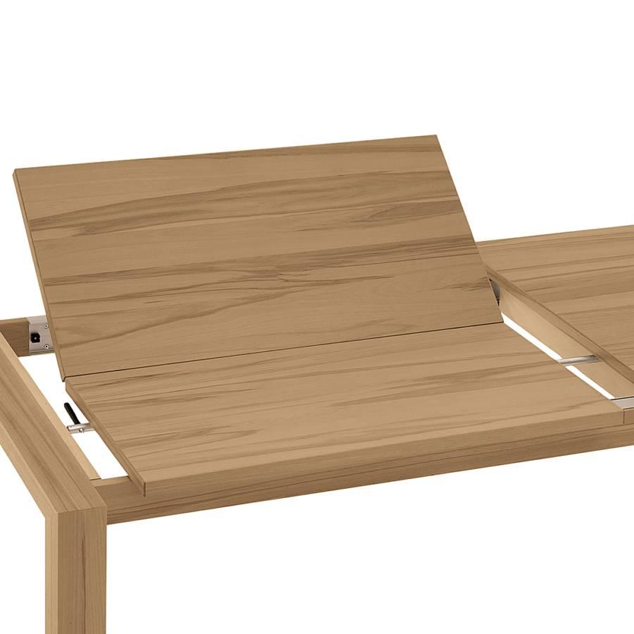 esstisch butterfly ausziehbar wildeiche furniert home24. Black Bedroom Furniture Sets. Home Design Ideas