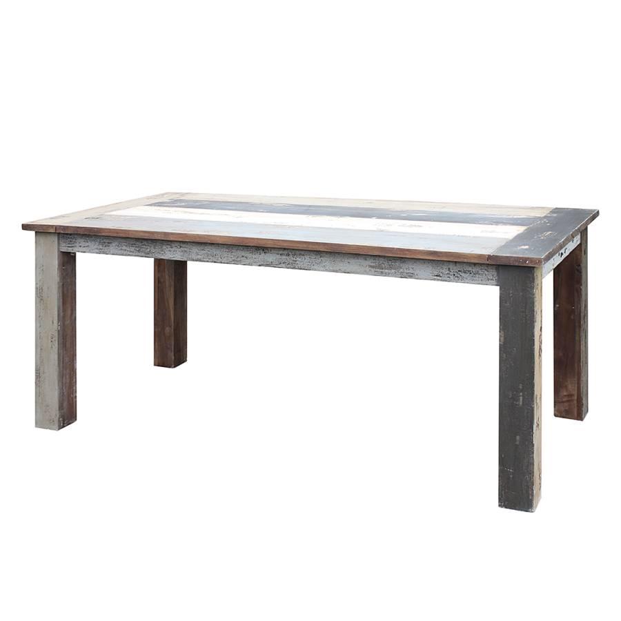 Henk schram tafel van massief hout voor een rustiek huis - Massief idee van tuin ...