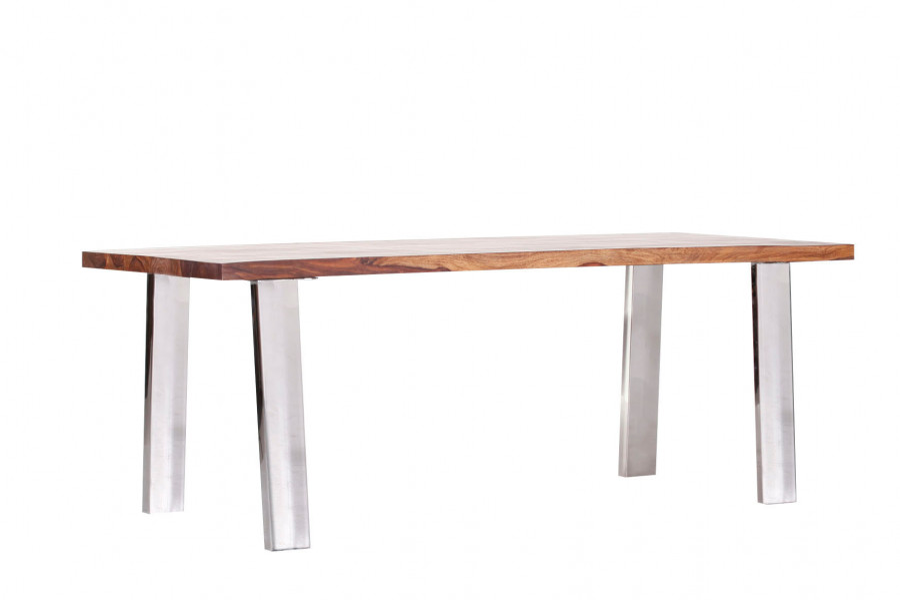 Massivholztisch von furnlab bei home24 kaufen home24 for Esstisch massiv edelstahl