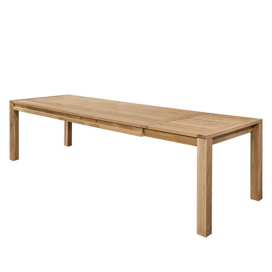 Tavolo da pranzo Oakland - Legno massello di quercia  Home24
