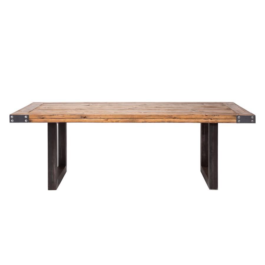 table manger off road pin massif acier inoxydable. Black Bedroom Furniture Sets. Home Design Ideas