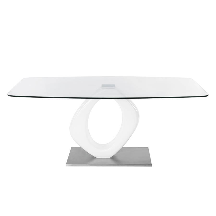 Ausziehbarer Esstisch Glas Holz Kunststoff ~ Home Design ...