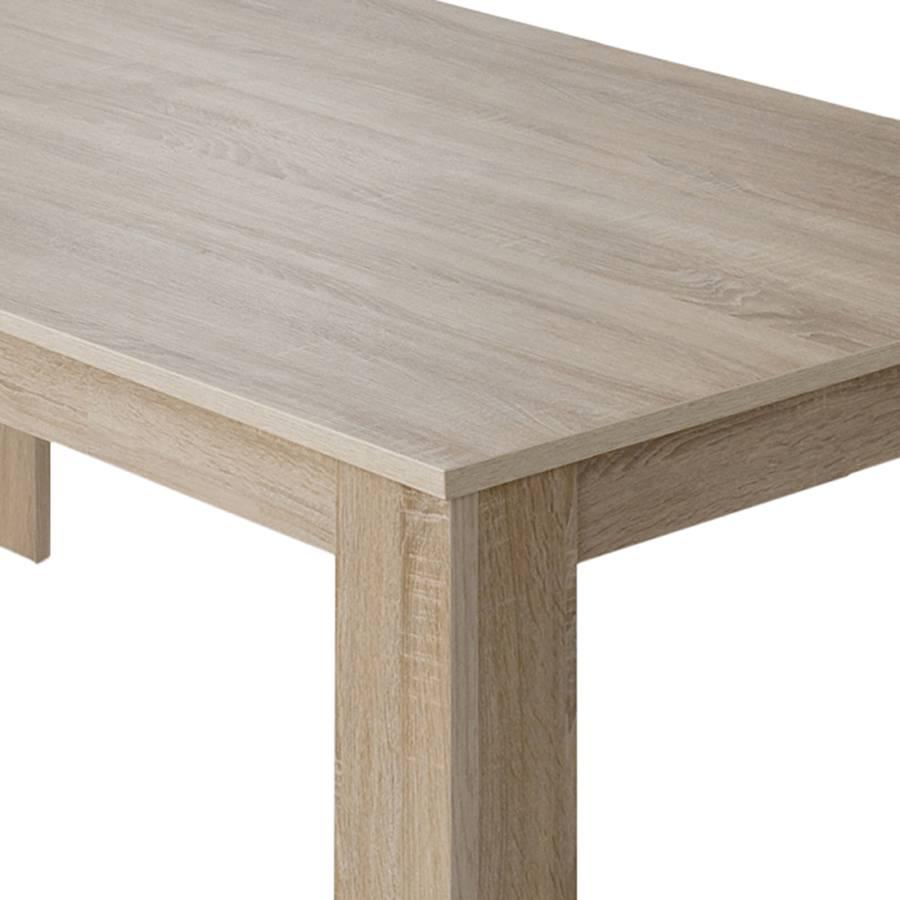 esstisch leaf i eiche s gerau dekor home24. Black Bedroom Furniture Sets. Home Design Ideas