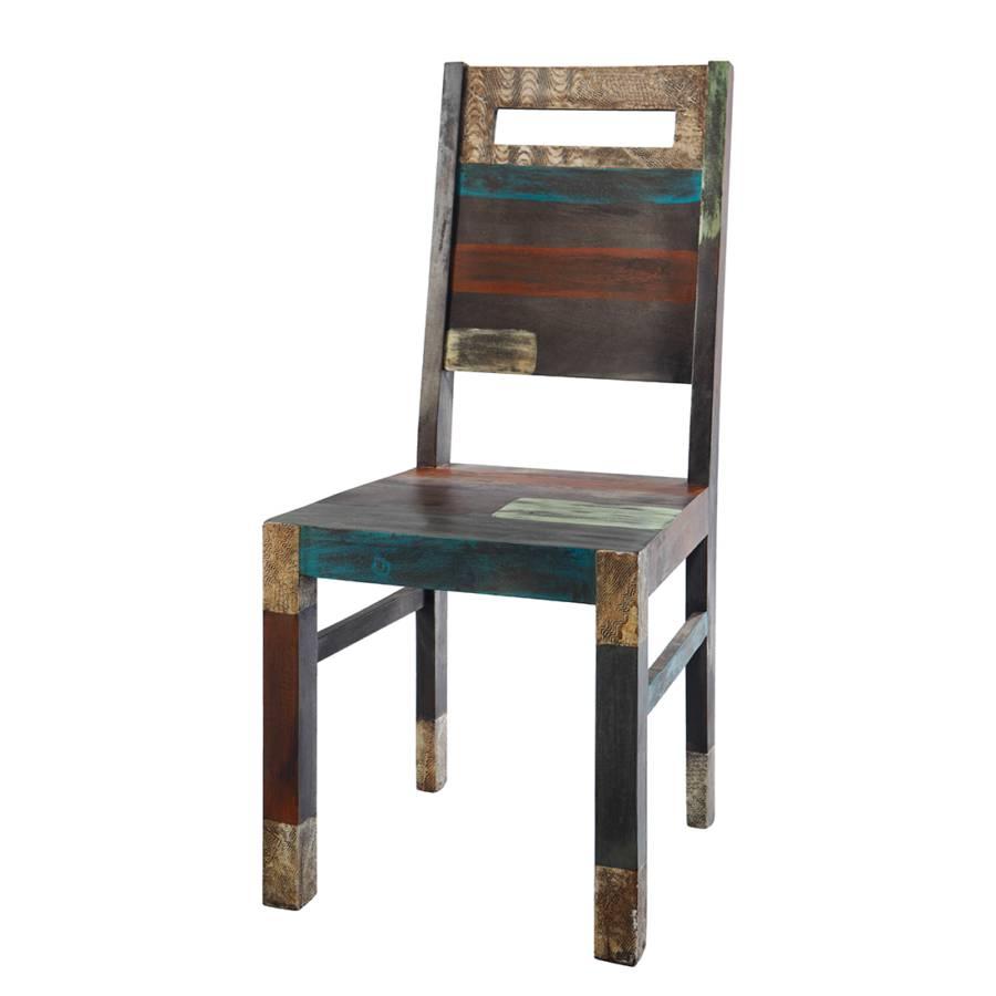 chaise de salle manger goa multicolore. Black Bedroom Furniture Sets. Home Design Ideas