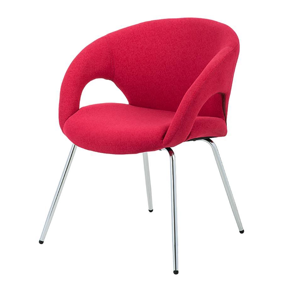 Fredriks armlehnenstuhl f r ein modernes zuhause home24 for Esszimmerstuhl rot