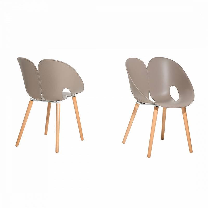 esszimmerstuhl memphis grau home24. Black Bedroom Furniture Sets. Home Design Ideas