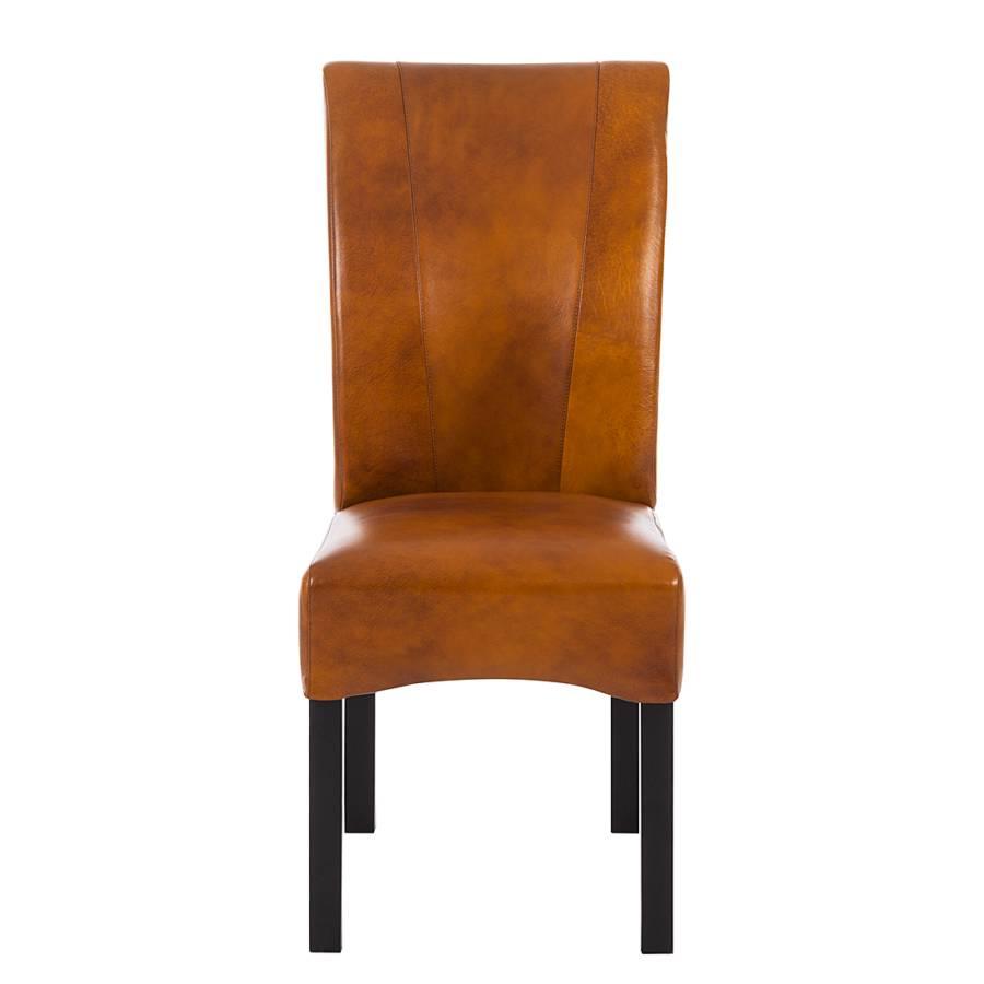 chaise de salle manger sarpsborg lot 2 cuir. Black Bedroom Furniture Sets. Home Design Ideas