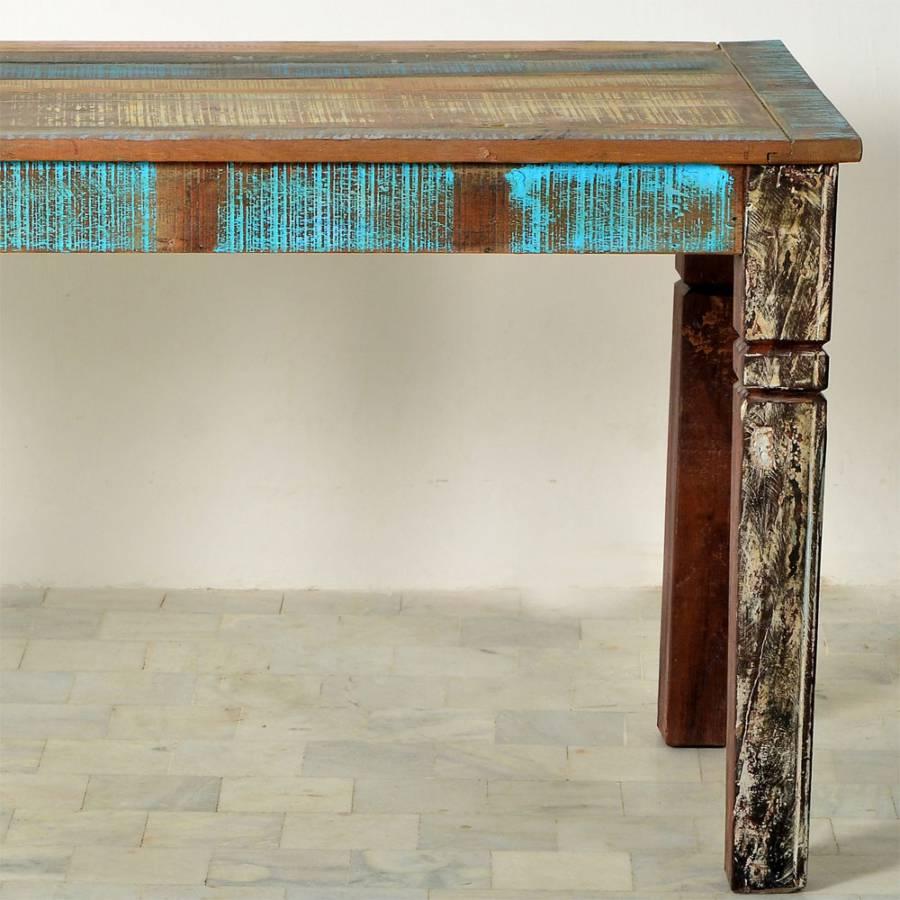 Ars manufacti massivholztisch f r ein sch nes zuhause for Vintage esszimmertisch