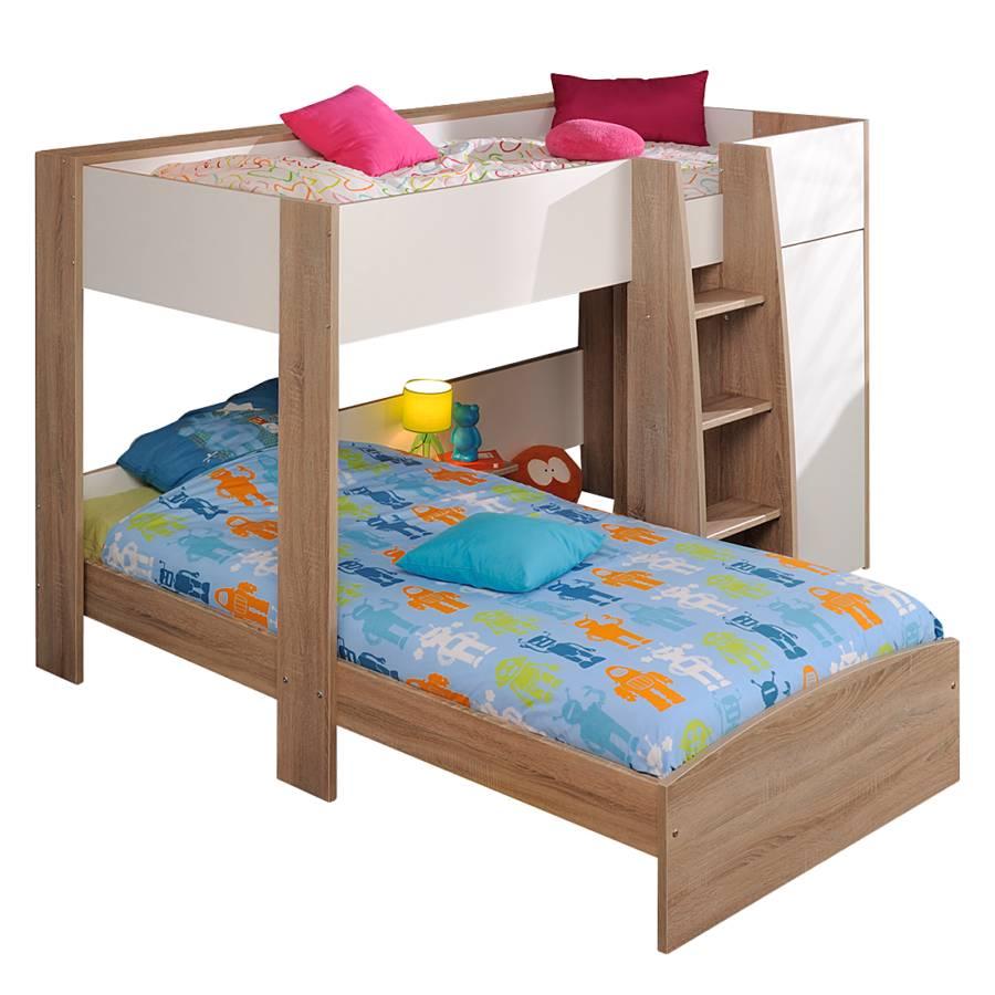 parisot meubles etagenbett f r ein modernes kinderzimmer. Black Bedroom Furniture Sets. Home Design Ideas
