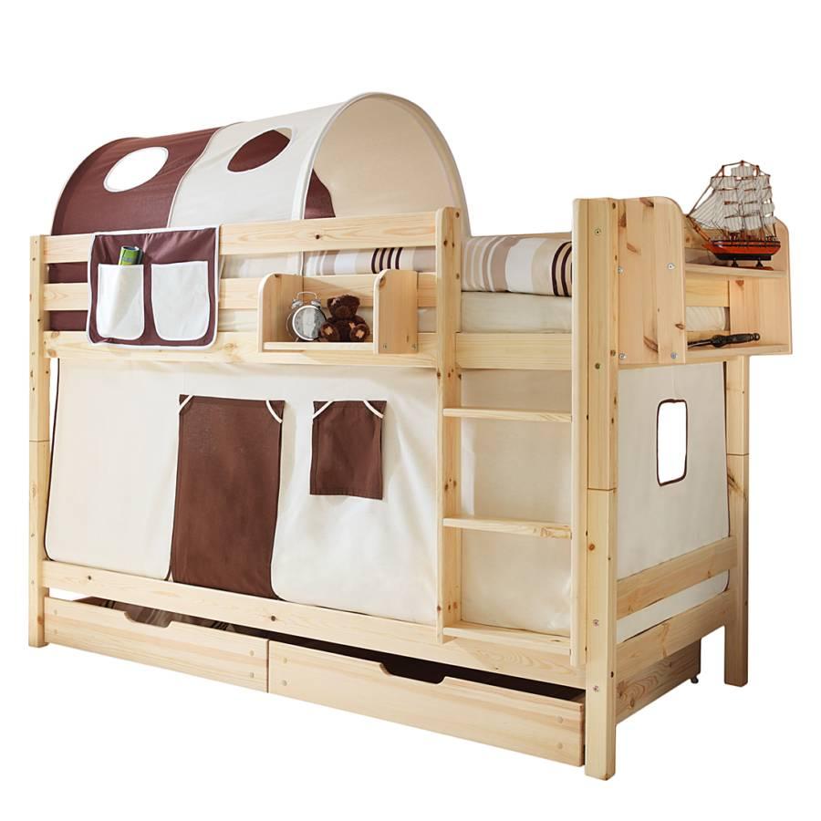 jetzt bei home24 etagenbett von ticaa home24. Black Bedroom Furniture Sets. Home Design Ideas