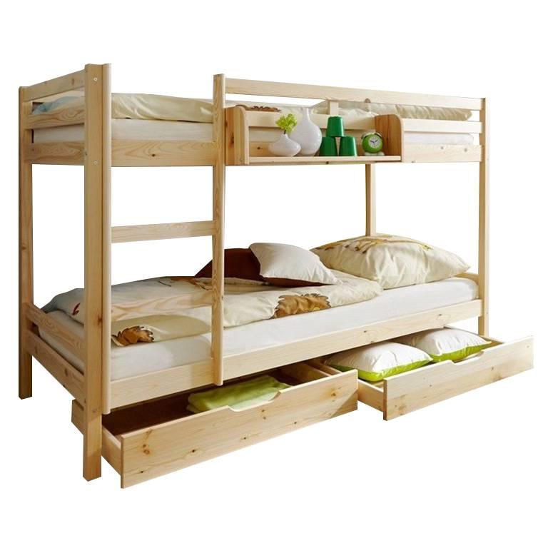 etagenbett von ticaa bei home24 bestellen home24. Black Bedroom Furniture Sets. Home Design Ideas
