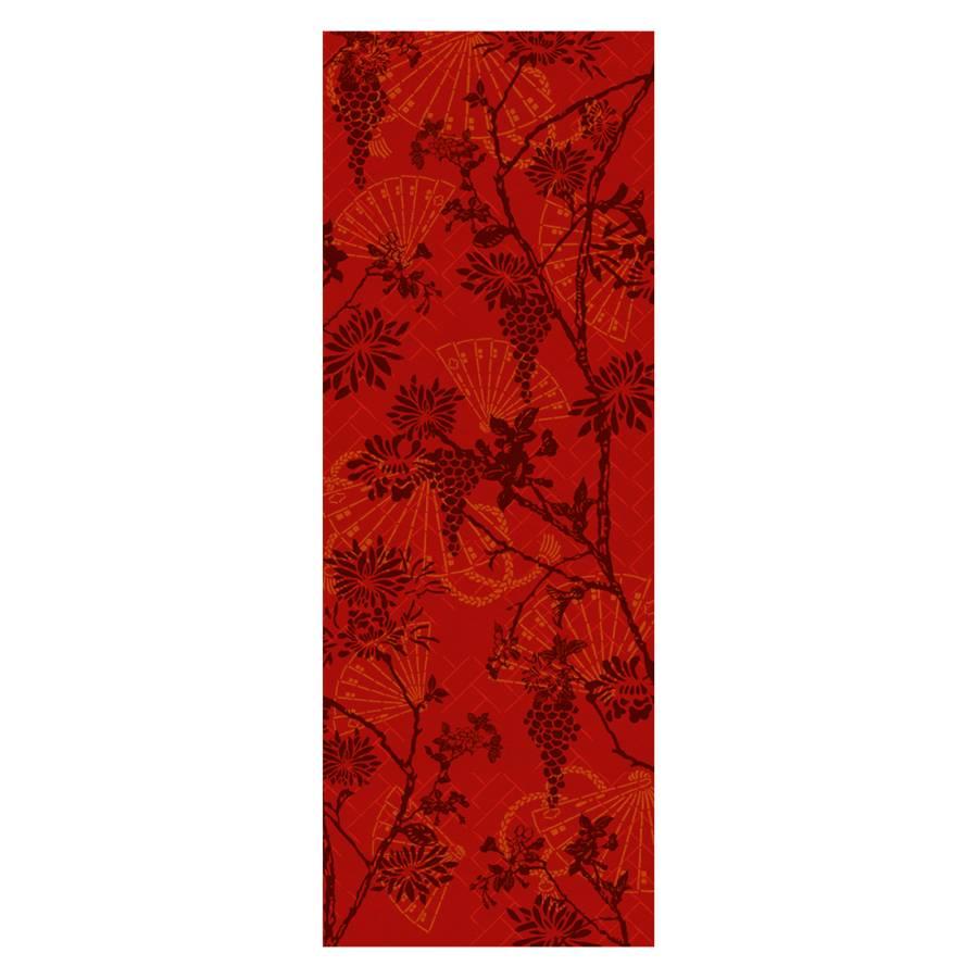 papier peint photo fertility rouge. Black Bedroom Furniture Sets. Home Design Ideas