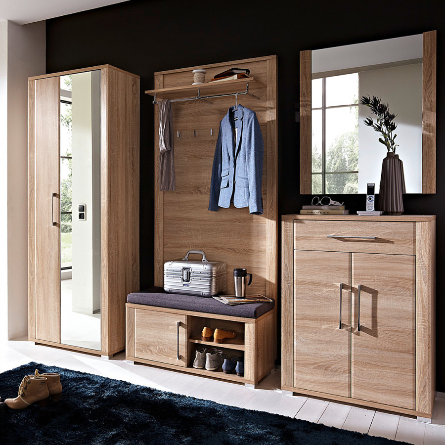 garderobe von modoform bei home24 bestellen home24. Black Bedroom Furniture Sets. Home Design Ideas
