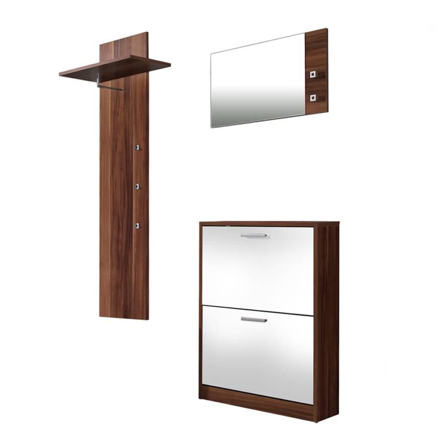 home24 modernes california garderobenset home24. Black Bedroom Furniture Sets. Home Design Ideas